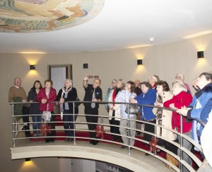 Lets Go Group at the Midland Hotel, Morecambe