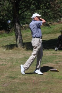 Ernie golf 18