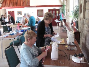 u3a craft group dress production