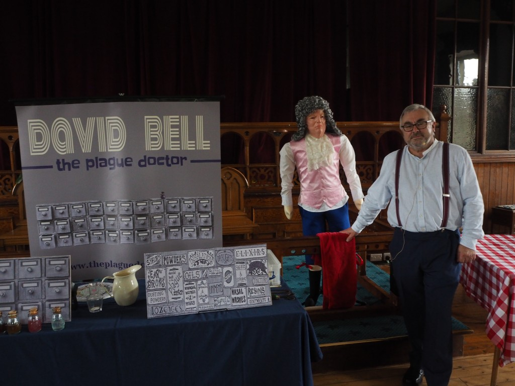 David Bell and Samuel Pepys